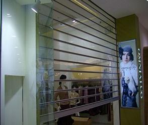 水晶卷帘门